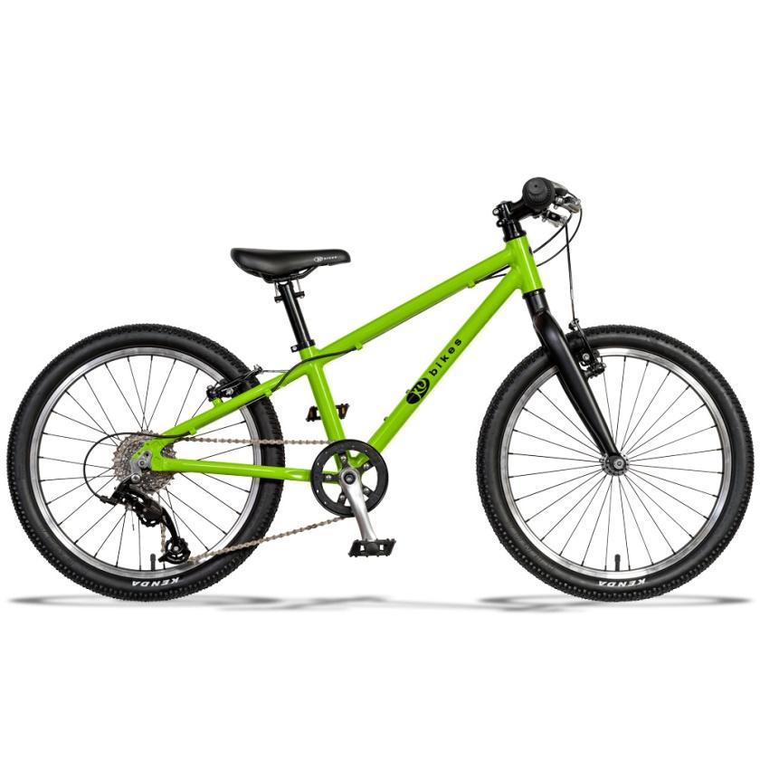 KUBIKES - dětské kolo 20L MTB zelená