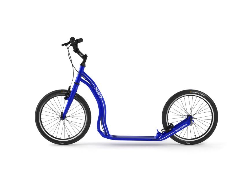 YEDOO - koloběžka Dragstr Y30 modrá