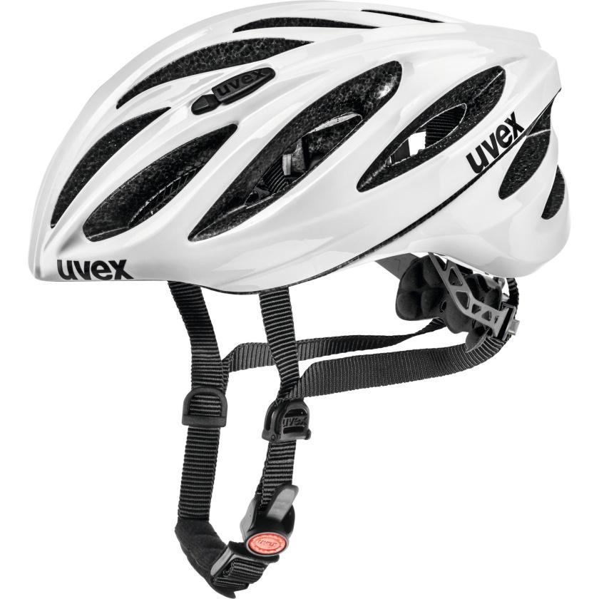UVEX - helma BOSS RACE WHITE