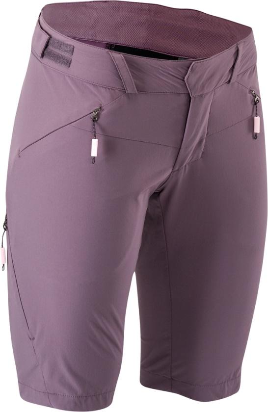 SILVINI - MTB šortky ALMA plum-lilac
