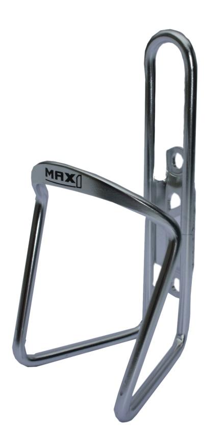 MAX1 - košík hliníkový stříbrný