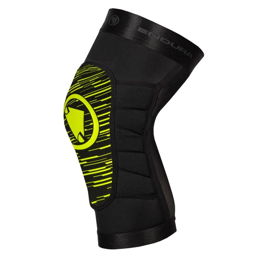 ENDURA - STrack Lite Knee Protctr II lime green