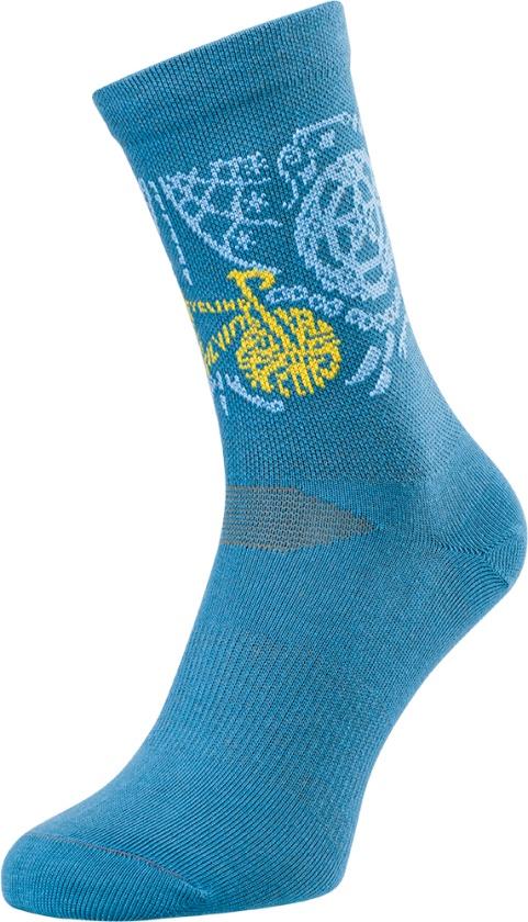 SILVINI - ponožky AVELLA blue-lake