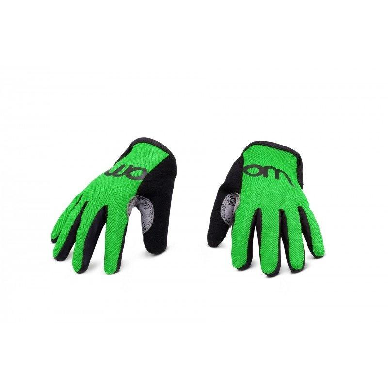 WOOM - dětské rukavice GREEN