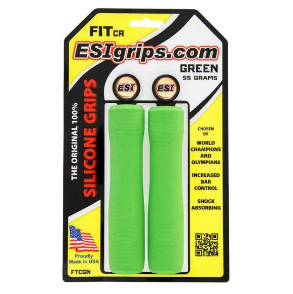 Esi grips Gripy Fit CR Ergo 55g Green ESI grips