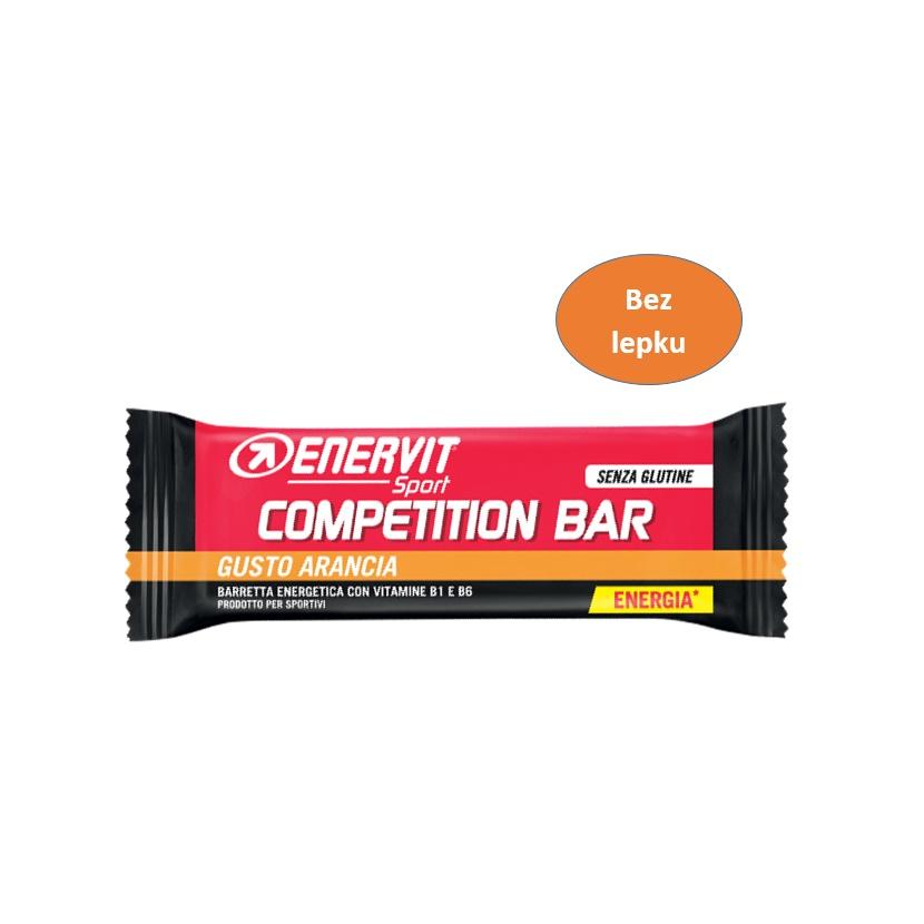 ENERVIT - Competition Bar pomeranč (30g)