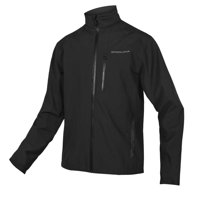 ENDURA - voděodolná bunda Hummvee černá