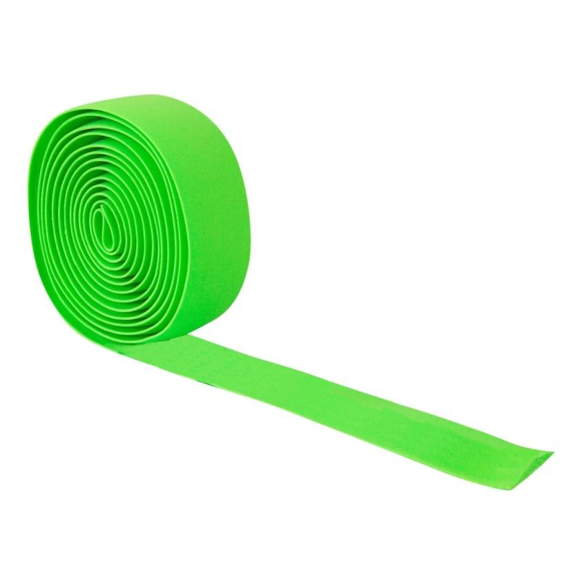 FORCE - omotávka  silikon-pěna, zelená
