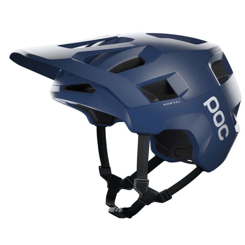 POC - helma Kortal Lead Blue Matt