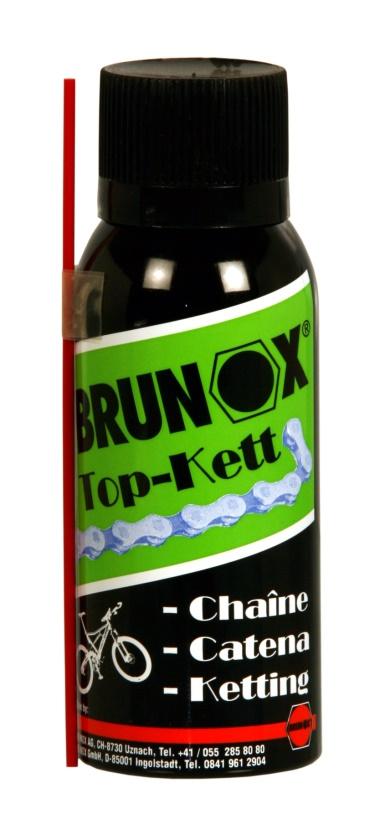 BRUNOX - olej IX50 na řetězy 400ml