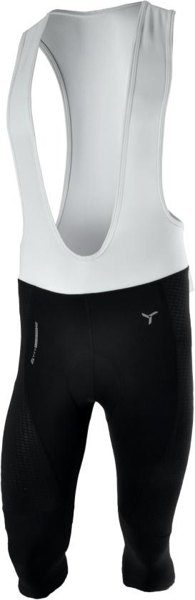 SILVINI - cyklistické 3/4 kalhoty lacl FORTORE black