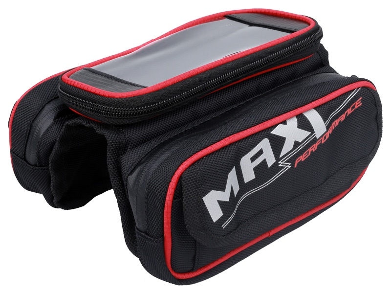 MAX1 - brašna Mobile Two červeno/černá
