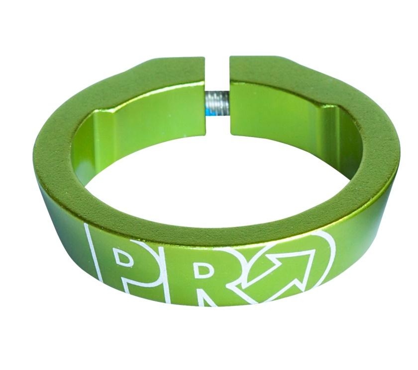 PRO - lock ring set, zelený