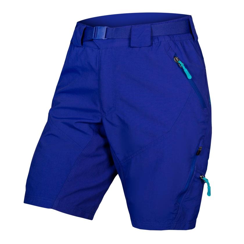 ENDURA - Wms Hummvee Short II cobalt blue