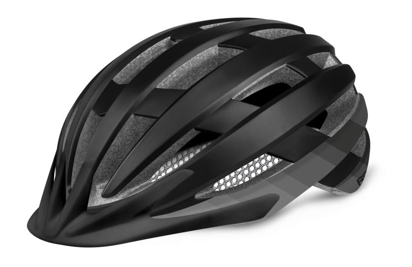 R2 - helma VENTU černá