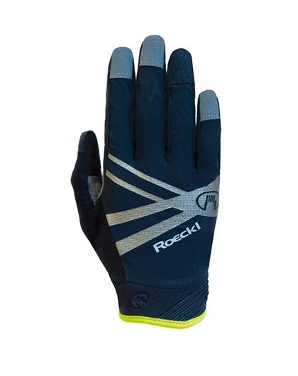 ROECKL - rukavice Maleo black/yellow 7