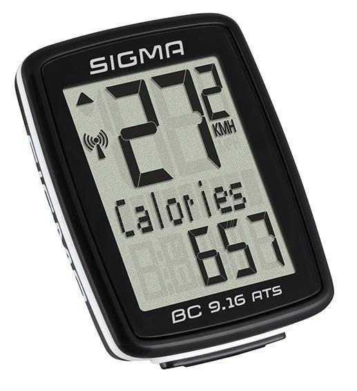 Sigma bezdrátový cyklo computer BC 9.16 Ats