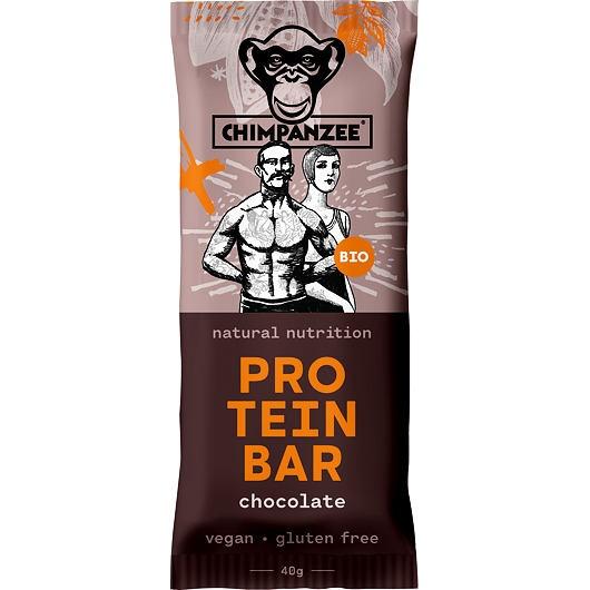 CHIMPANZEE - BIO PROTEIN BAR CHOCOLATE 40G