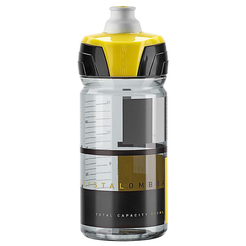 Elite láhev Crystal Ombra kouřová/žlutá 550 ml
