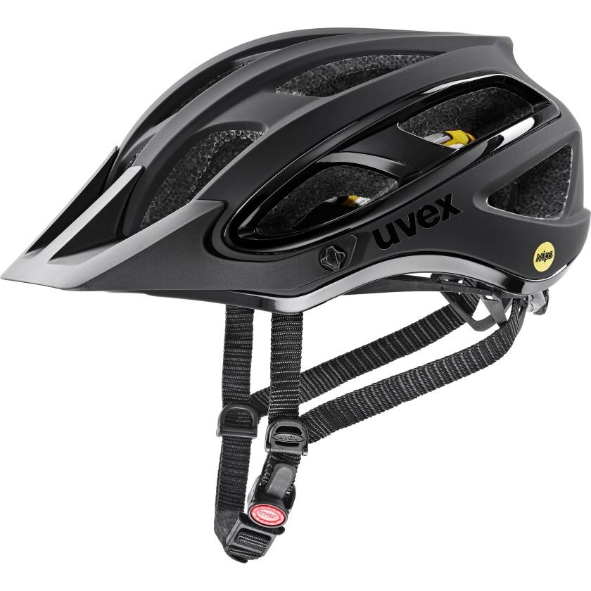 UVEX - helma UNBOUND MIPS ALL BLACK MAT