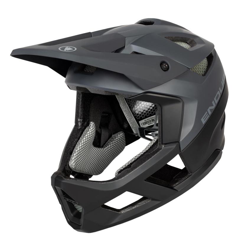 ENDURA - MT500 Full Face Helmet black