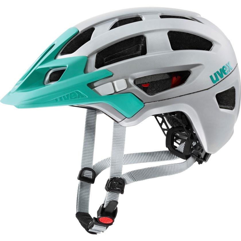 UVEX - helma FINALE 2.0 SILVER MINT MAT
