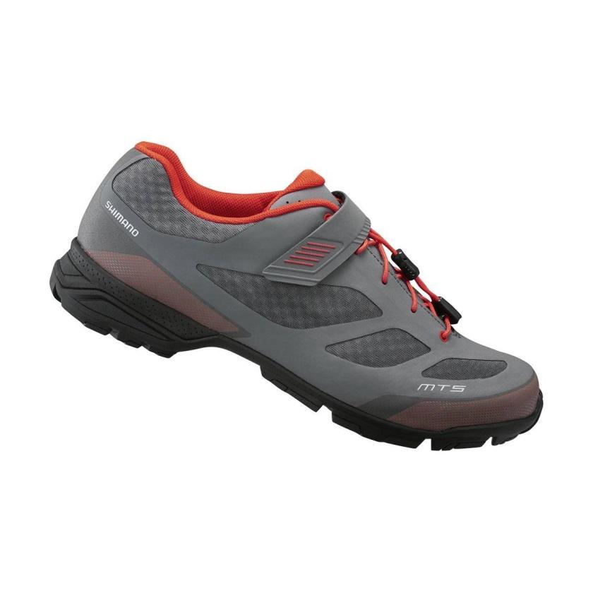 SHIMANO - turistická obuv SH-MT501MG, šedá