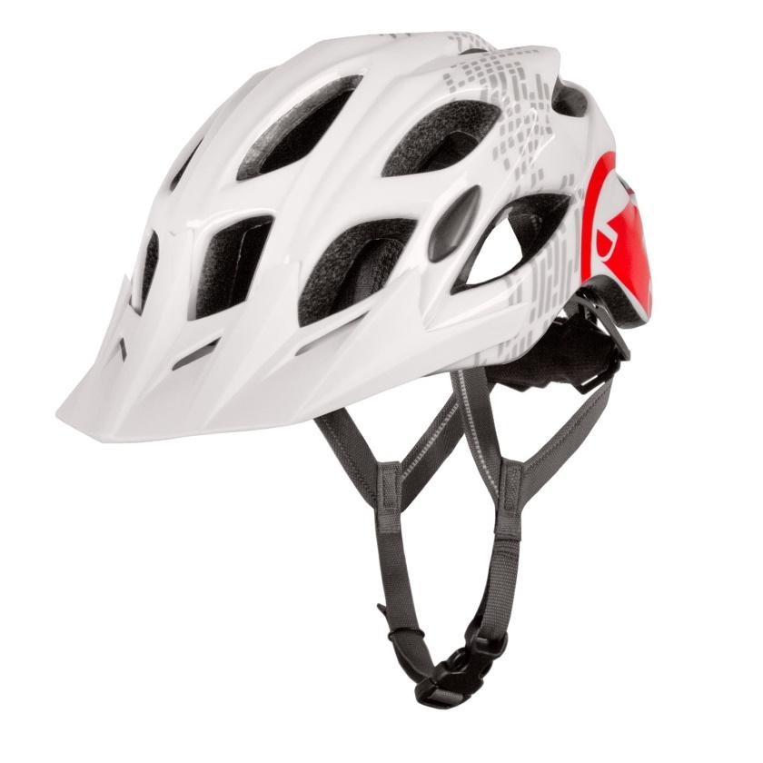 ENDURA - helma Hummvee bílá