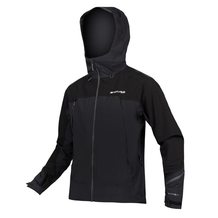 ENDURA - voděodolná bunda MT500 II černá