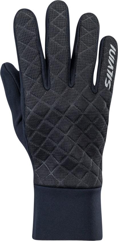 SILVINI - neoprenové rukavice ABRIOLA black-cloud