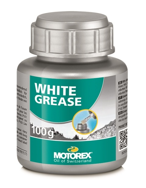 MOTOREX WHITE GREASE 100g
