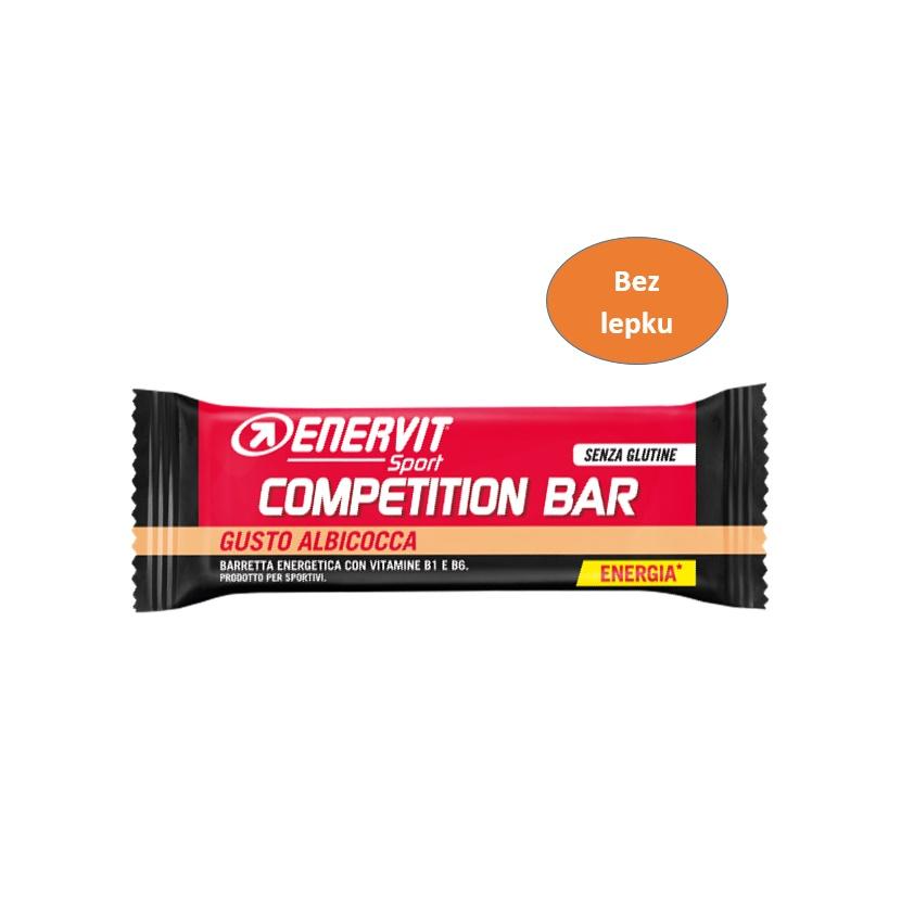 ENERVIT - Competition Bar meruňka (30g)