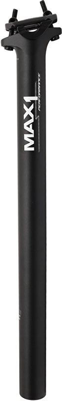 MAX1 - sedlovka Sport 31,6/400mm černá
