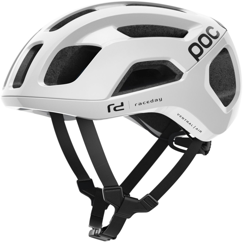 POC - Ventral AIR SPIN Hydrogen White Raceday