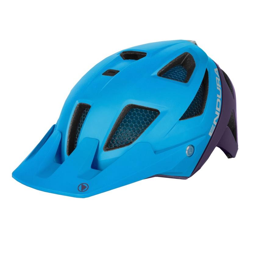 ENDURA - MT500 Helmet electric blue