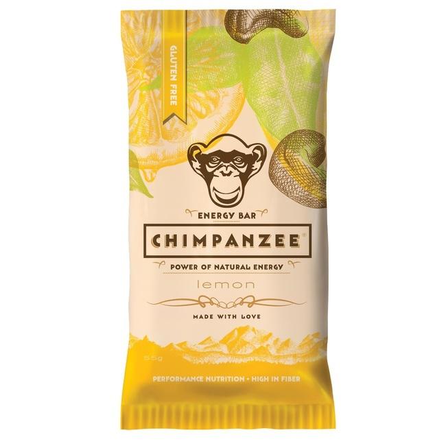 CHIMPANZEE -  ENERGY BAR Lemon 55g