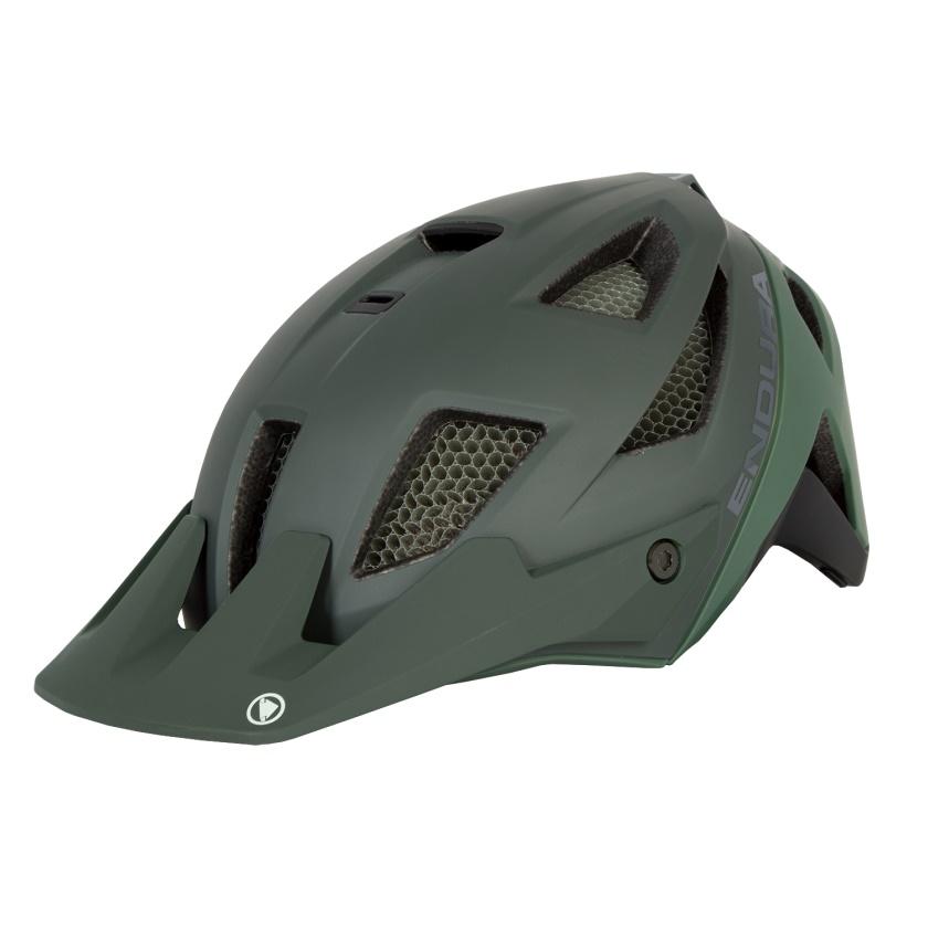ENDURA - MT500 Helmet green forrest