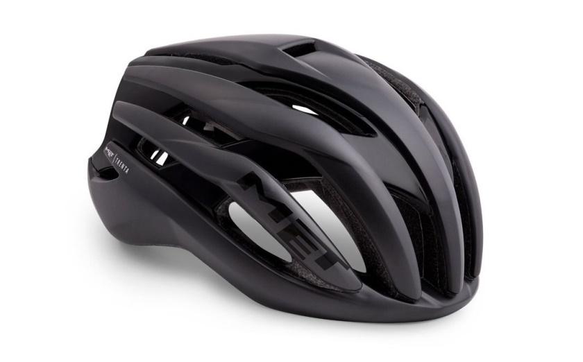 MET - helma TRENTA MIPS černá matná/lesklá