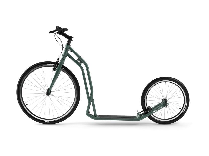YEDOO - koloběžka S2620 zelená