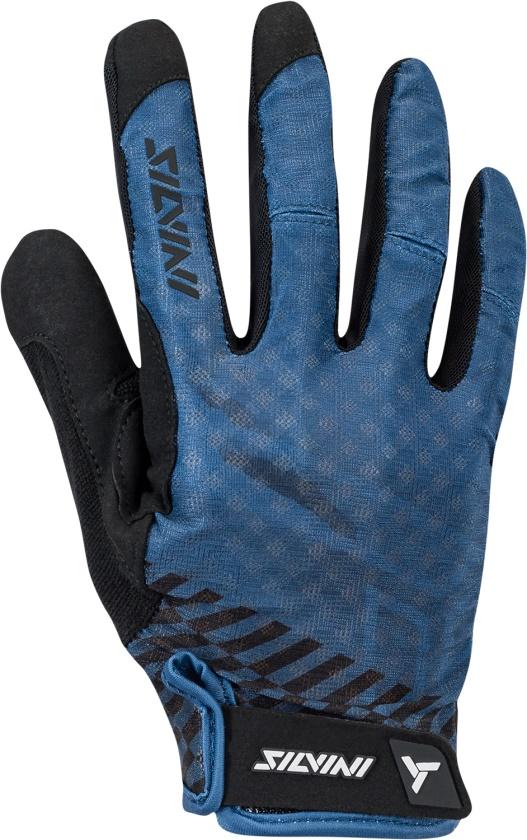 SILVINI - rukavice celoprsté GATTOLA navy-black
