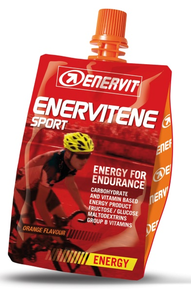 ENERVIT - Enervit Liquid Gel pomeranč (60ml)