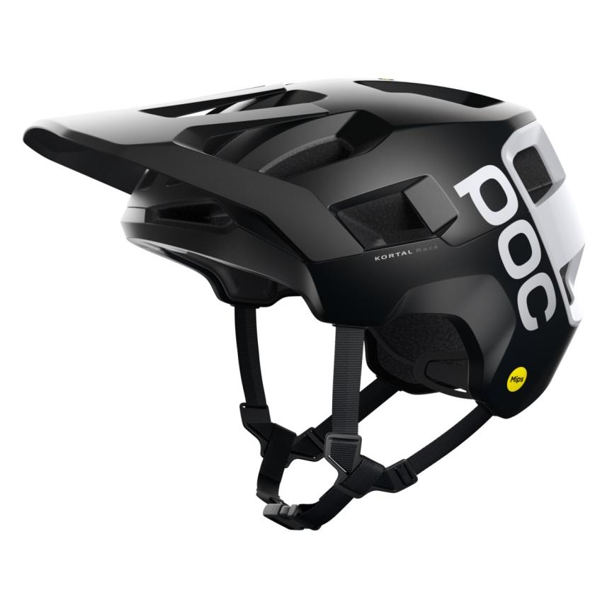 POC - helma Kortal Race MIPS – BlackMatt/Hydrogen White