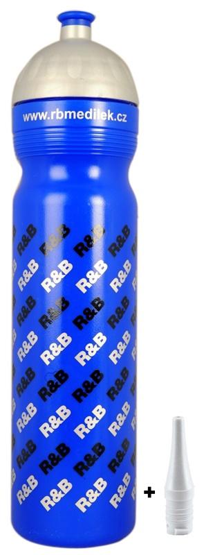 RB - lahev R+B 1 l UNI modrá