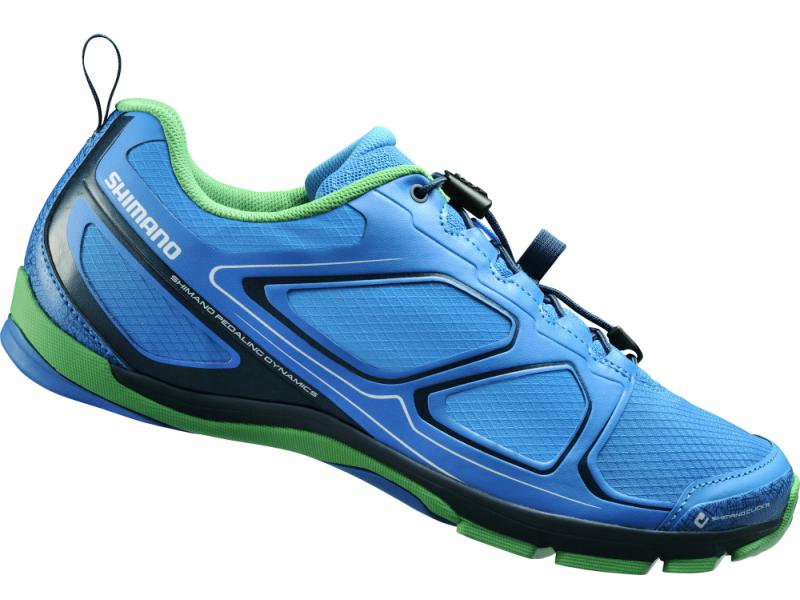 Shimano click'r obuv SH-Ct71B modré 46