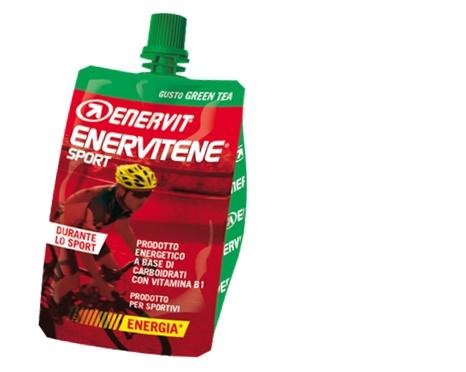 ENERVIT - Enervit Liquid Gel zelený čaj (60ml)