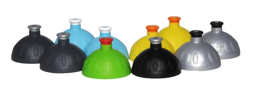 RB - náhradní víčka+zátky pro lahve (set 10ks)