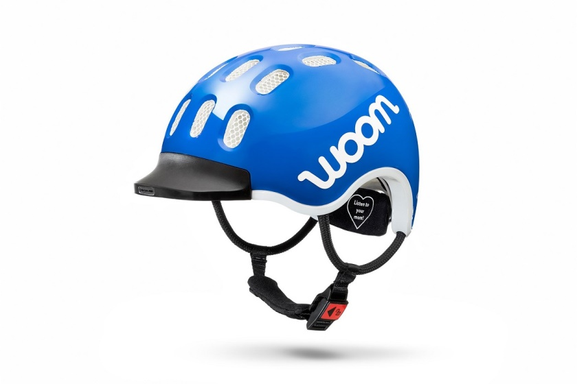 WOOM - dětská helma SKY BLUE 2020