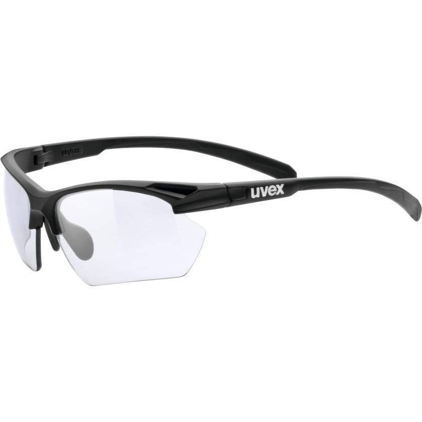 UVEX - brýle SPORTSTYLE 802 V BLACK MAT SMALL
