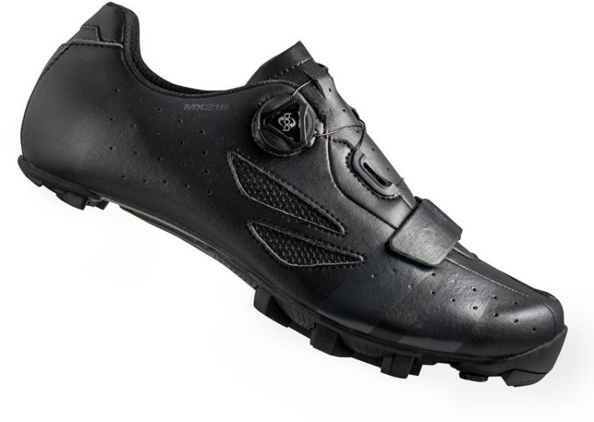 LAKE - tretry MTB MX218 černo/šedé