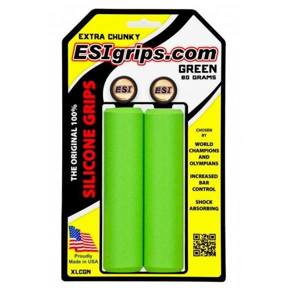 Esi Grips Gripy Chunky Extra 80g zelená ESI grips